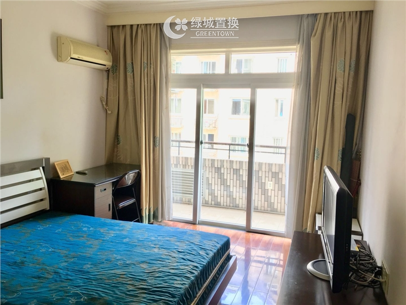 杭州新金都城市花园出租房房间照片,自住装修,大四房,地铁房,中间楼层