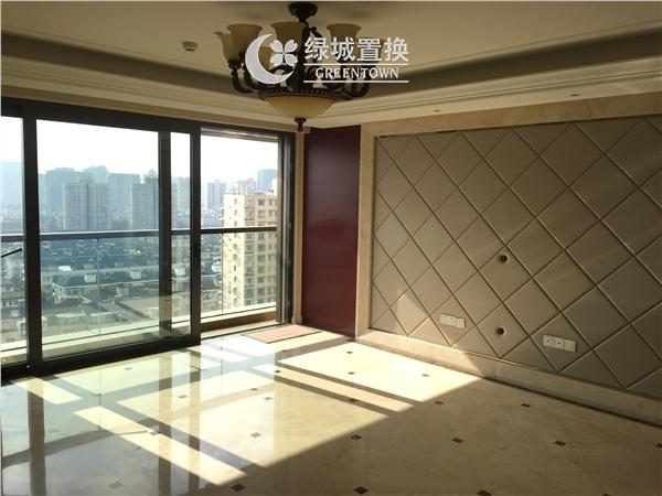 杭州昆仑公馆出租房房间照片,