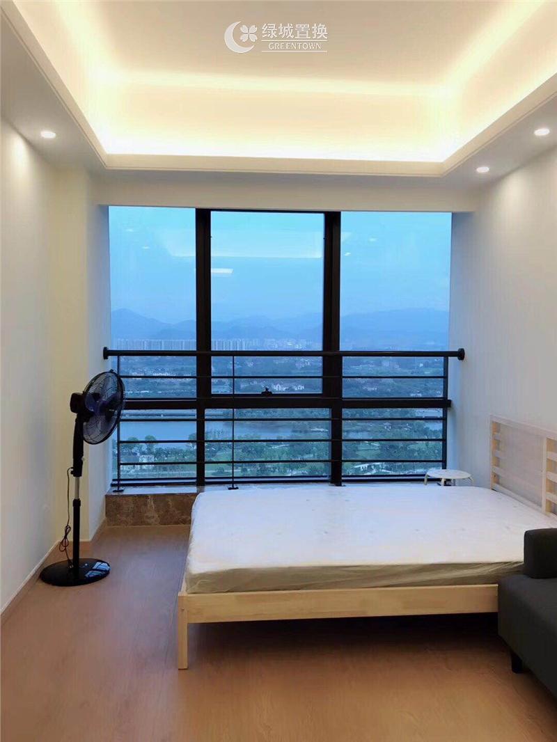 杭州西溪蓝海出租房房间照片,