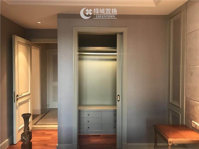 杭州蓝色钱江出租房房间照片,