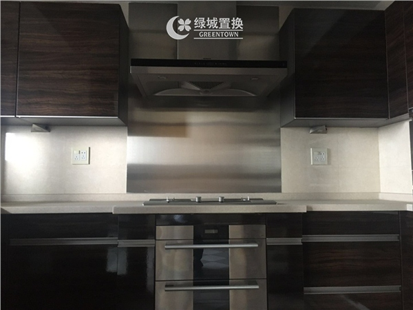 杭州阳光国际出租房厨房照片,