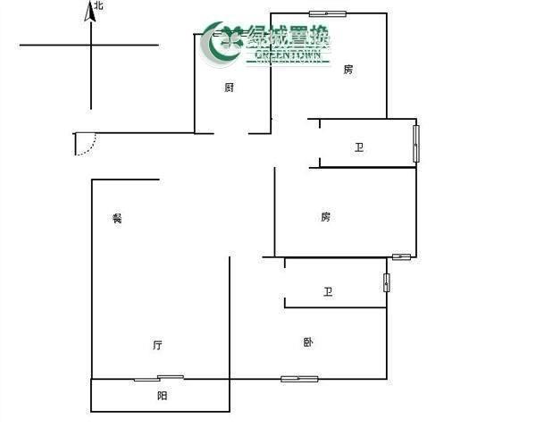杭州翡翠城梅苑出租房户型图照片,精装修,拎包入住
