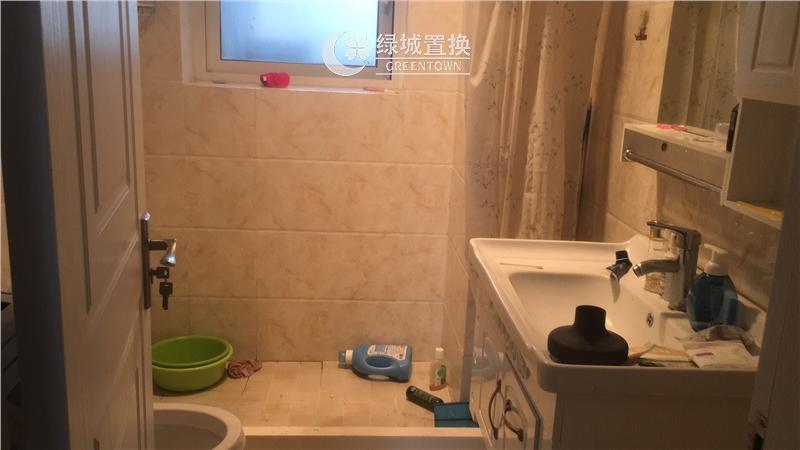 杭州金色黎明出租房卫生间照片,房东诚心出租