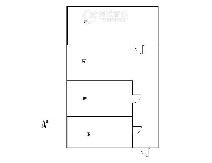 杭州  二手房  户型图