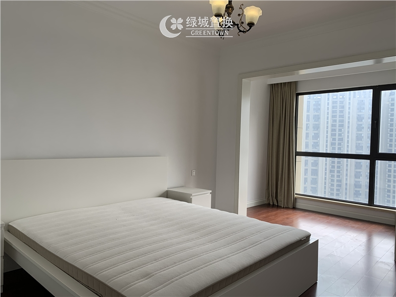 杭州绿地旭辉城出租房房间照片,