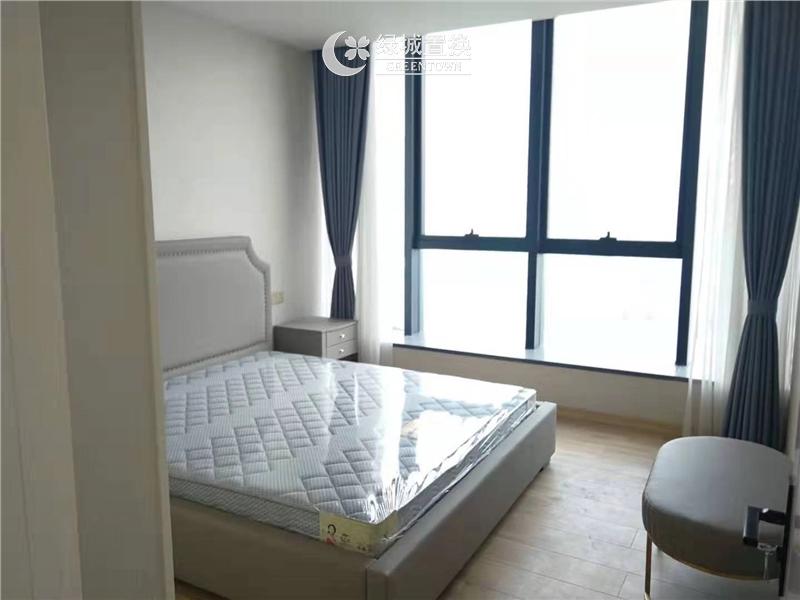 杭州绿城巧圆出租房房间照片,
