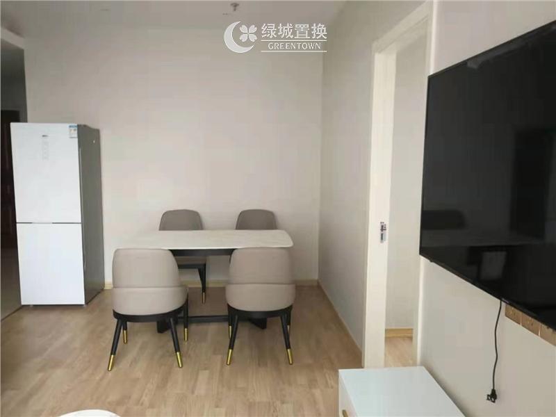 杭州绿城巧圆出租房餐厅照片,