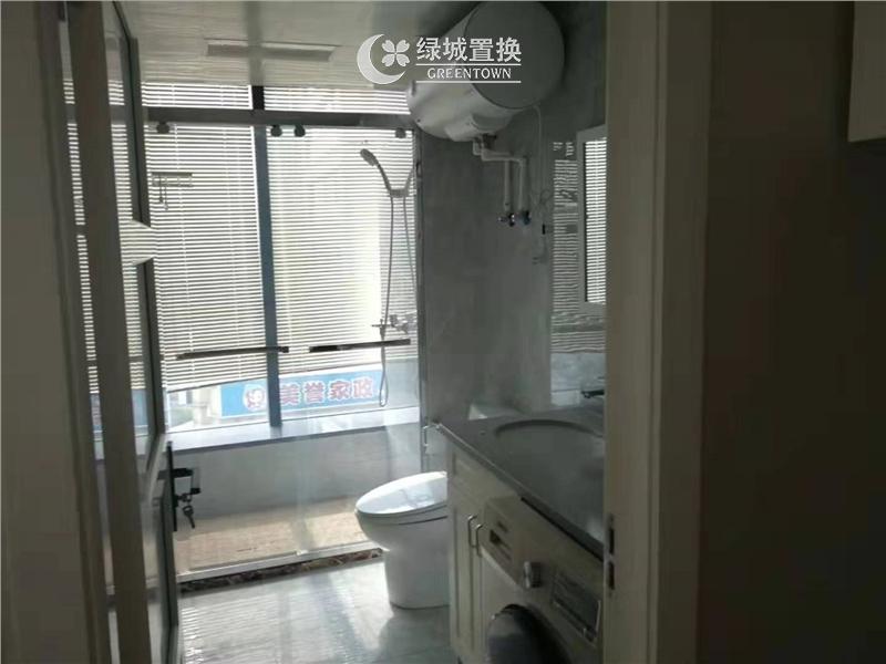 杭州绿城巧圆出租房卫生间照片,