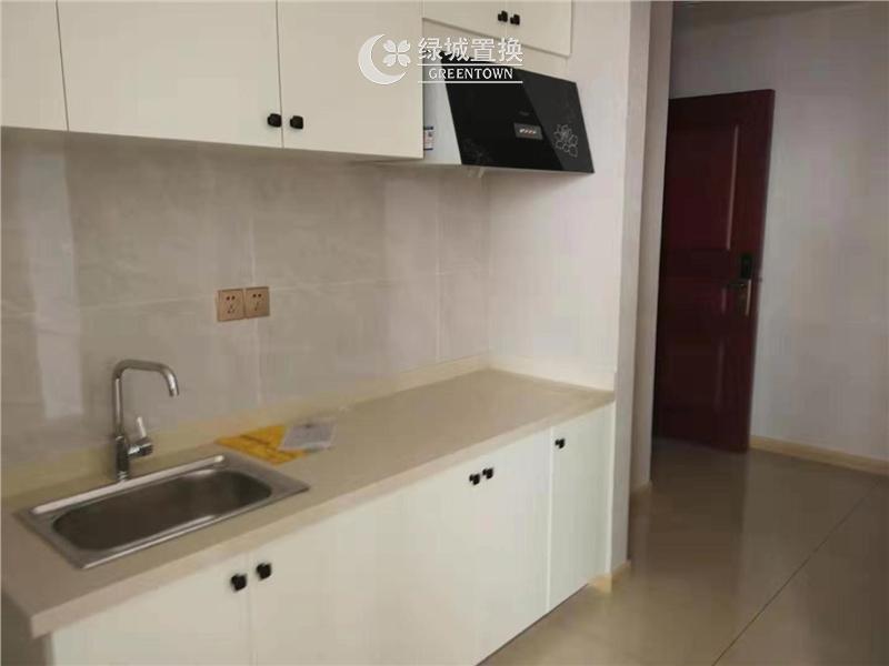 杭州绿城巧圆出租房厨房照片,