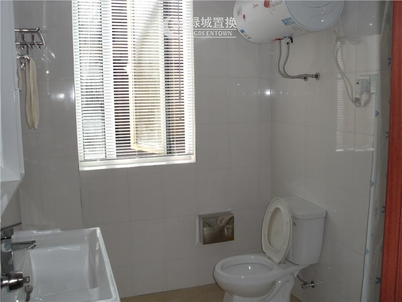 杭州翡翠城绿萝苑出租房卫生间照片,