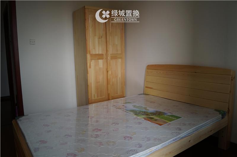 杭州翡翠城绿萝苑出租房房间照片,