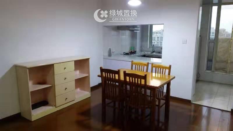 杭州翡翠城绿萝苑出租房餐厅照片,