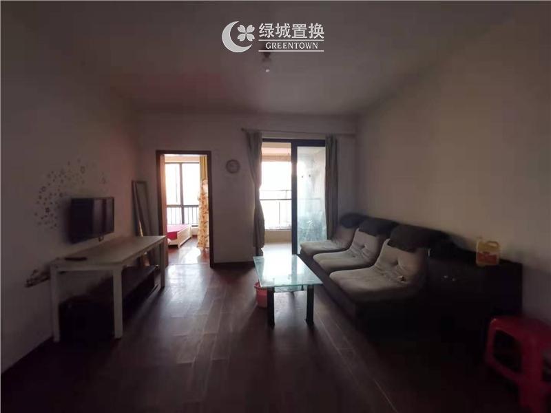 杭州相江公寓出租房客厅照片,