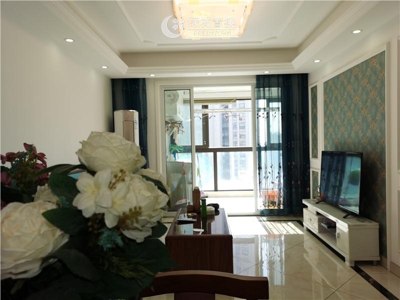 杭州金都夏宫出租房客厅照片,金都夏宫 小户型 诚心出租