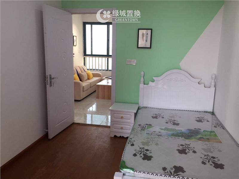 杭州钱塘福苑出租房房间照片,