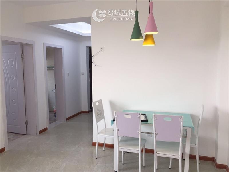 杭州钱塘福苑出租房餐厅照片,