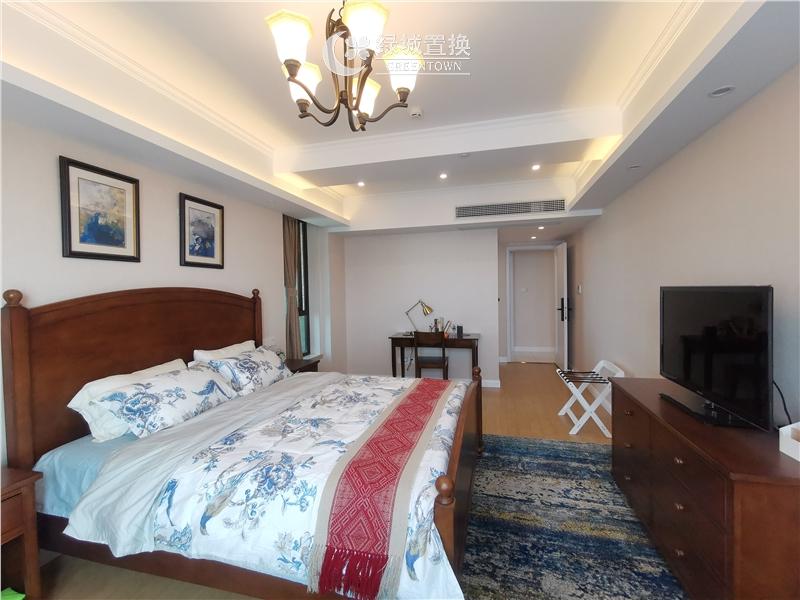 杭州金桂大厦出租房房间照片,金桂大厦唯一一套豪华装修房间