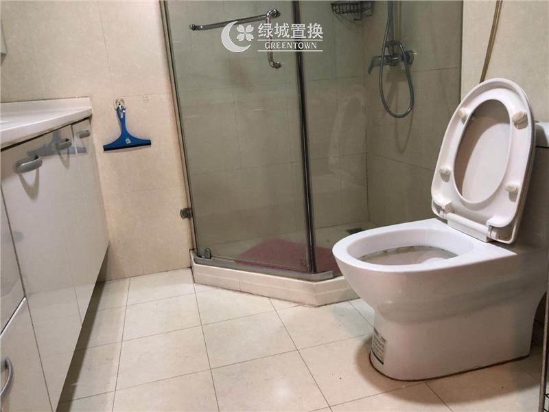 杭州锦昌文华出租房卫生间照片,精装修