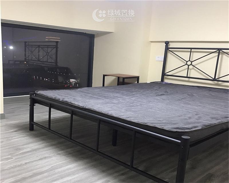 杭州万宝城出租房房间照片,