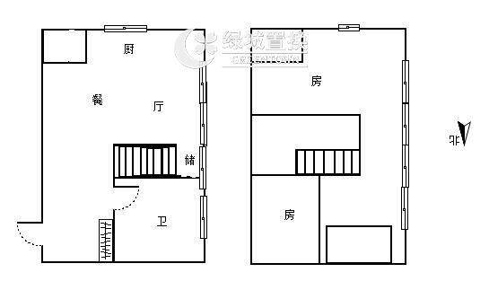 杭州万宝城出租房户型图照片,