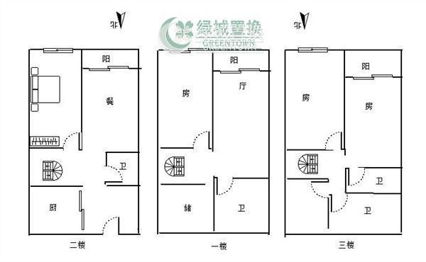 杭州西溪山庄泊恩郡出租房户型图照片,业主精装修拎包即可入住