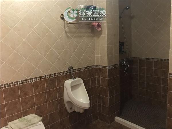 杭州西溪山庄泊恩郡出租房卫生间照片,业主精装修拎包即可入住