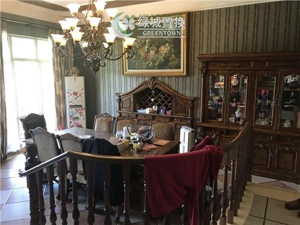 杭州西溪山庄泊恩郡出租房餐厅照片,业主精装修拎包即可入住