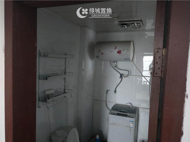 杭州擎天半岛别墅出租房卫生间照片,