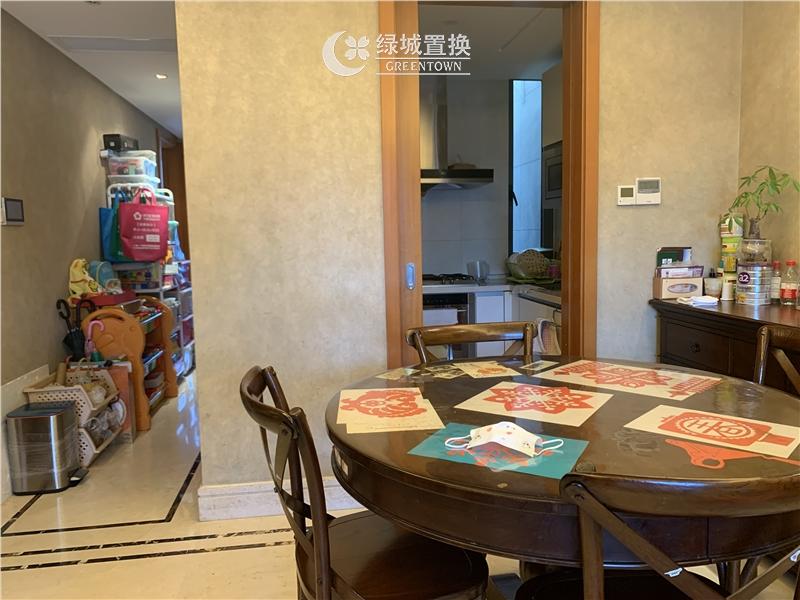 杭州望江府出租房餐厅照片,诚心出租 看房提前约