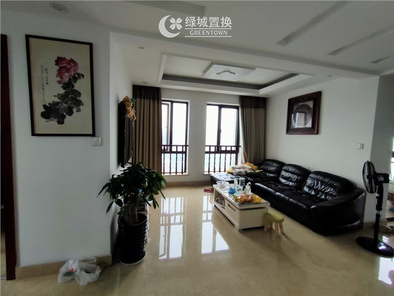 杭州  二手房  客厅