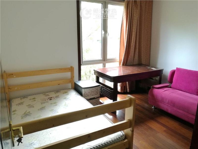 杭州翡翠城云竹苑出租房房间照片,自住精装修,小区中心位置,拎包入住