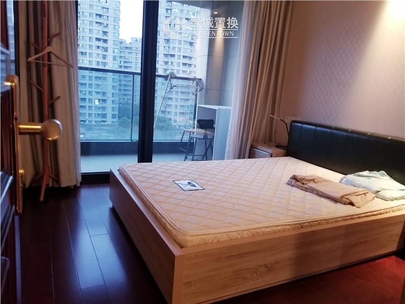 杭州明月江南东区出租房房间照片,