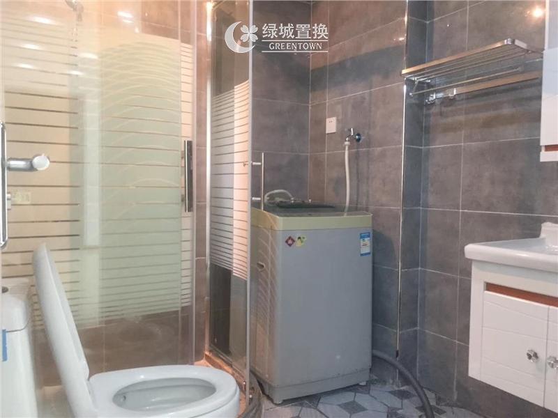 宁波和协风格首岸出租房卫生间照片,风格首岸