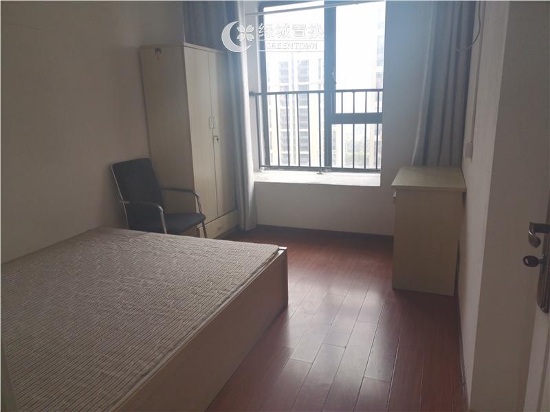 宁波中海国际1期出租房房间照片,