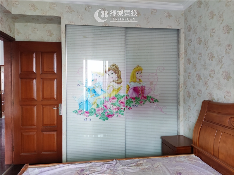 杭州西子海棠出租房房间照片,