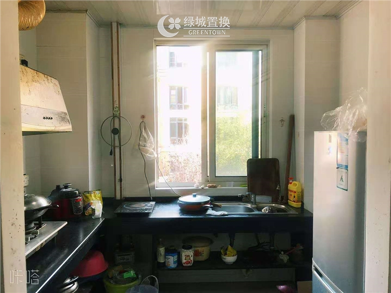 杭州  二手房  厨房