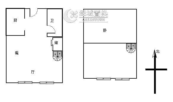 杭州三花国际出租房户型图照片,诚心出租
