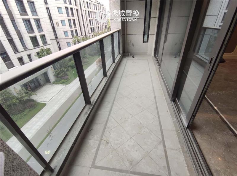 杭州景瑞天赋出租房阳台照片,
