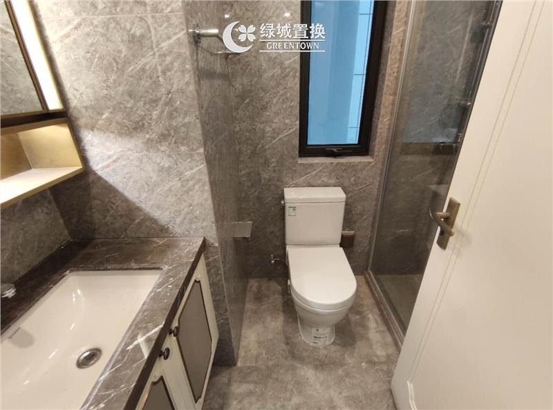 杭州景瑞天赋出租房卫生间照片,