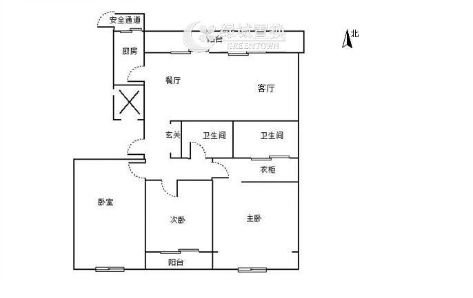 杭州绿地旭辉城出租房户型图照片,精装修,家具家电齐全,拎包入住