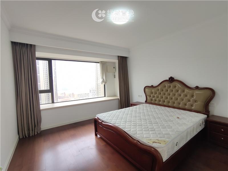 杭州绿地旭辉城出租房房间照片,精装修,家具家电齐全,拎包入住