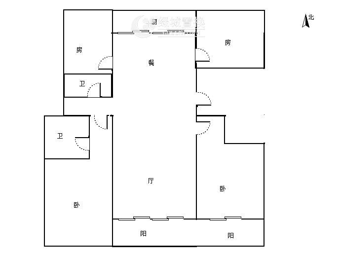 杭州出租房户型图照片,看房方便,中间位置,自住配置家具家电